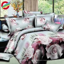 home textile 100% Cotton 3d printing bedding sheets