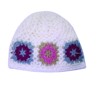 crochet handmade beanie hat fashion popular beanie hat