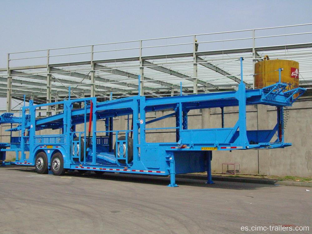 Car Carrier Semi Trailer