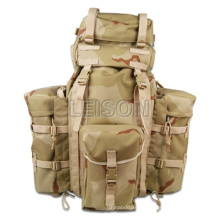 Military Tactical Backpack Camouflage Nylon with ISO standard