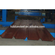 roofing sheet bending machine