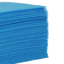 Nonwoven Fabric Bed Sheet 50pcs Wholesale Hospital PE Disposable Bed Sheet