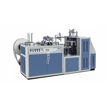 Automatic Longitudinal Axis Paper Bowl Forming Machine