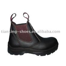 botas de lado elástico
