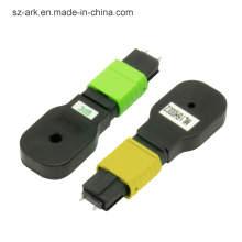 Atenuación de fibra óptica MTP Loopback 10dB Ark