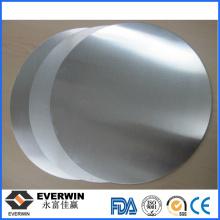 Different Temper Aluminium Disc Cookware 1050
