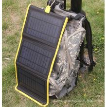 14W Handy iPad elektrische Buch faltbare Solar Power Charger Bag
