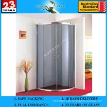 3-12mm Mattglas für Türen mit AS / NZS2208: 1996