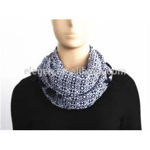 2015 Printed Acrylic Snood