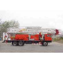 Hot Sale XJ70/75 type oil workover drill rig
