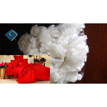 Hollow Conjugated Siliconized 7D*38mm Chemical Fiber for Filling