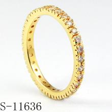 Anillo de plata de la nueva joyería de la manera del diseño 925 (S-11636)