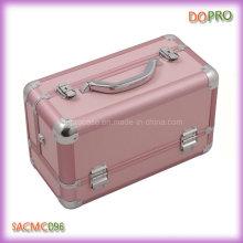 Caixa de beleza legal mala de maquilhagem bonita (sasc096)
