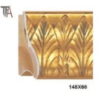 Goldene Farbe High Copy Marmoration Molding