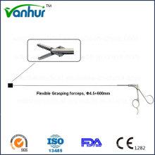 Ureterorenoscopy Instruments Flexible Grasping Forceps