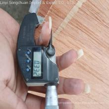 4*8/4*7/3*4/4*6/3*6 gurjan face veneer / keruing face veneer wood veneer for India market