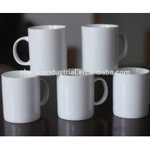 2015 new! All size ceramic/porcelain white porcelain mug wholesales customized personalized gifts mug
