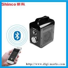 Neue Ankunft Multifunciton Subwoofer Bluetooth Griff Tragbare Kunststoff Lautsprecher