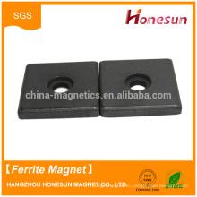 Y35 постоянного ферритовых магнитов-колец