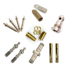 Brass Motor Cycle Parts CNC Machining Steel Parts Brass Customize Custom CNC Machining Precise Stainless Steel Knurl