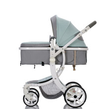 Wholesale China Manufacturer 3 In 1 Baby Stroller With 4 12'' Wheels