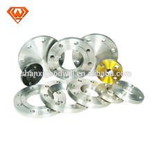 Low price ASTM A105 flat face lap joint flange