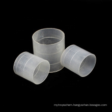 Tower Packing Small Specific Gravity Plastic Raschig Ring