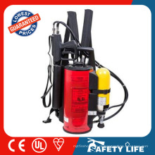Extintor de combate a incêndio padrão da névoa da água da trouxa do CE