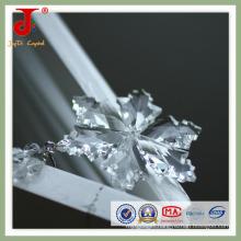 Elegant Crystal Snowflake Figurines Gift