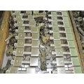 Armoured Lock, Ske Golden Color Inside Lock, Steel Padlock Al-92