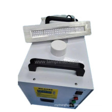 TM-LED600-6 MDF Plate Mini LED ULTRAVIOLETA de madera del piso que cura la máquina