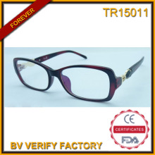 Neue Tendenz Tr Rahmen mit Polaroid Linse Sonnenbrille (TR15011)