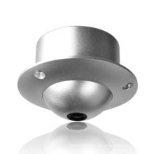 UFO forma mini cúpula cámara de seguridad de color CCTV