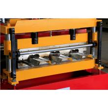 915mm Steel Floor Metal Deck Scaffolding Roll Forming Machine