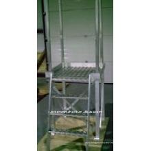 Soldadura de plataforma de aluminio utilizado para el faro