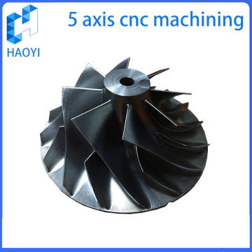 5 Axis Machined Parts CNC Machined Parts