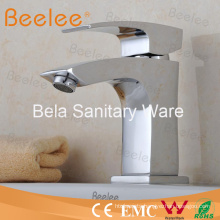 High Quality Brassware Monobloc Basin Tap with Lever Handle