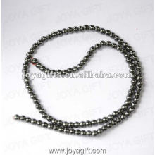 """4MM Loose Magnetic Hematite Round Beads 16 """""""