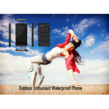Outdoor Enthusiast Waterproof Phone