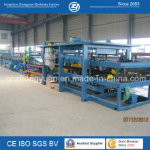 Polyurethane Machine for Sandwich Panel Forming Production