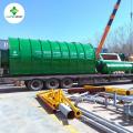Kunststoff zu Brennstoff Pyrolyse Plant Process