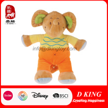 Peluche elefante de peluche suave peluche bebé juguetes
