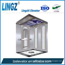 Безопасный и стабильный с лифтом пассажирского лифта