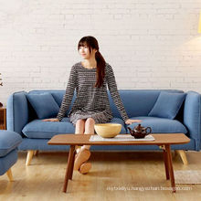New Modern Living Room Furniture Hotel Bedroom Fabric Sofa