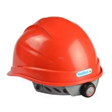 Red Worker Head Protect Casque de sécurité réglable avec Ce