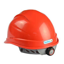 Red Worker Head Protect Adjustable Safety Helmet with Ce