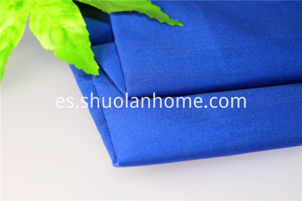 Polycotton Fabric Plain Fabric