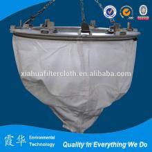 Alta qualidade Pp filtro de filtro industrial centrífuga