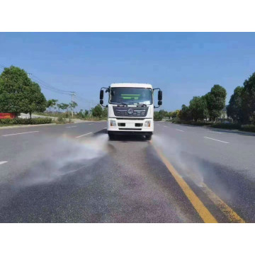 Dongfeng Vacuum Street Sweeper Cleaner สำหรับขาย