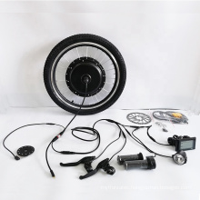 20inch Built in controller hub motor kit 48v 1000w ebike electric bicycle conversion kit